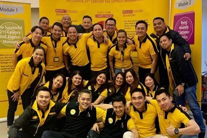 DHL Express Philippines Best Workplaces 2020