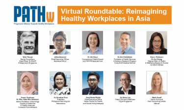 Healthy Workplaces in Asia Webinar by PathW